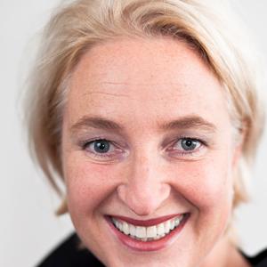 Ellen Sterkenburg-van Gelder, lid van de Vereniging van Christen Coaches